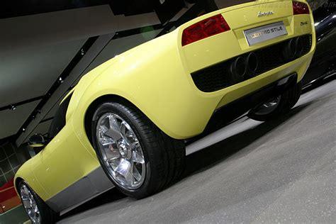 Lamborghini Miura Concept - 2006 North American ...