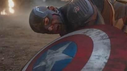 Avengers Endgame Captain America Shield She Evans