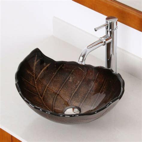 vasque salle de bain originale en  idees de design unique