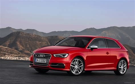 Audi S3 2013 Widescreen Exotic Car Pictures #06 Of 58