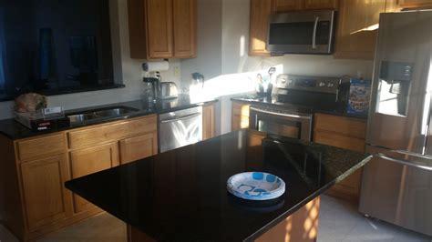 kitchen design granite flooring