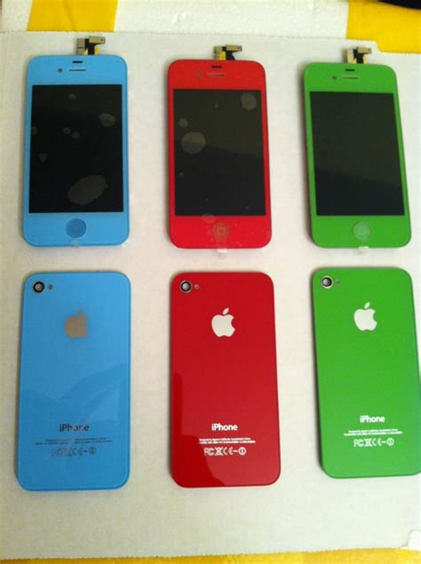 iphone screen changing colors iphone 4 and 4s color conversion iphone repair