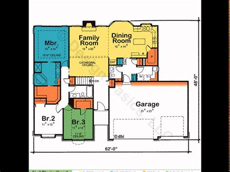 one 4 bedroom house plans one house plans house plans one 4 bedroom