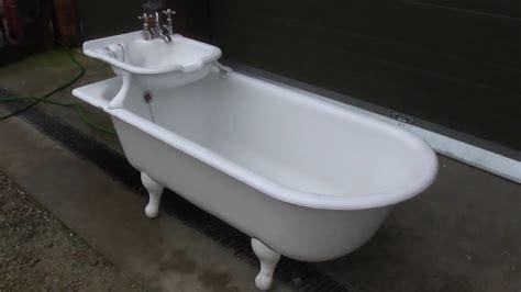 cast iron bathtub refinishing seattle vintage bathtubs and sinks reversadermcream