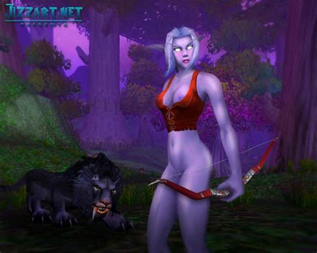 #World #Of #Warcraft #Nude #Patche #Compilation