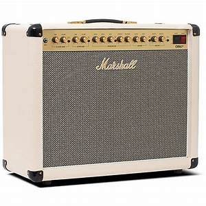 Marshall Dsl40cr Special Ltd 40w 1x12 Valve Combo  Cream