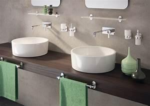 Accessoire Salle De Bain : accessoires salle de bains g febo zenid induscabel salle de bains chauffage et cuisine ~ Teatrodelosmanantiales.com Idées de Décoration