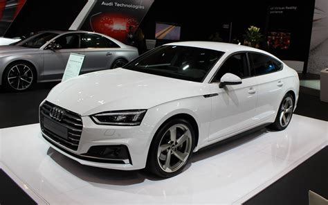 2018 Audi Sq5 Tt Rs And Rs 3 German Hot Rods In Toronto