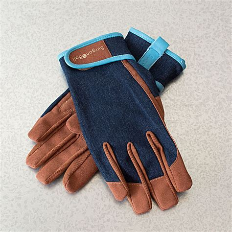 s gardening gloves s denim garden gloves white flower farm