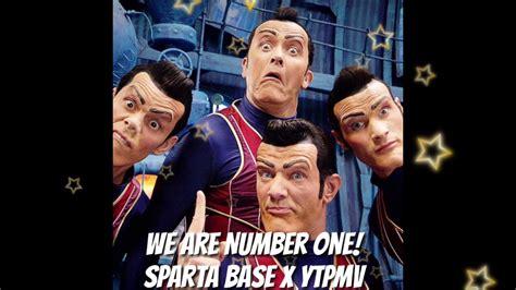 Sparta Base X Ytpmv