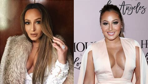 Adrienne Bailon Credits 15-pound Weight Loss For Wedding