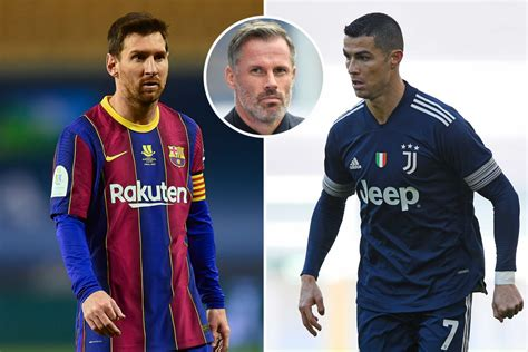 Carragher breaks down GOAT debate and lists Lionel Messi ...