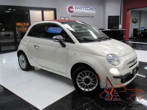 Gucci Fiat 500 For Sale by 2012 Fiat 500 Gucci 2dr Convertible