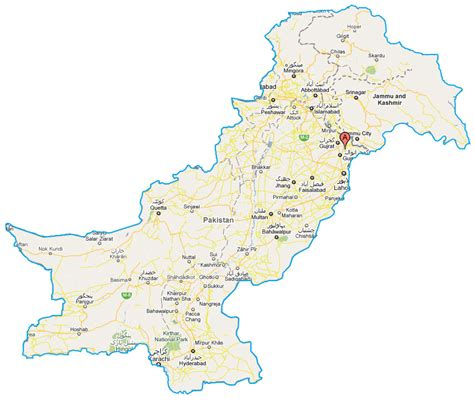 web pakistan map pakistan maps pakistan map