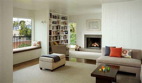 canapé ultra confortable 10 salons aménagés autour de la cheminée