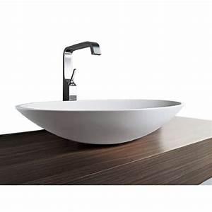 Mineralguss Waschbecken Reinigen : mineralguss aufsatz waschschale sindir 589x422x120 mm 24 ~ Lizthompson.info Haus und Dekorationen