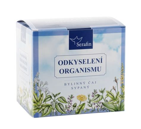 Bylinný sypaný čaj na odkyselení organismu 2x50g ...