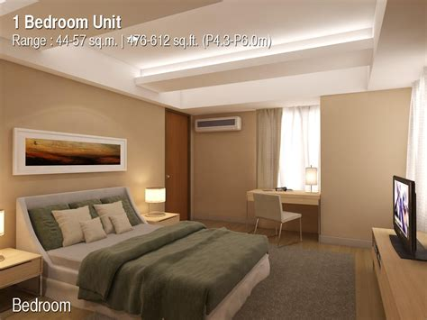 1 Bedroom Unit Rental by Abreeza Place Davao Property Finder