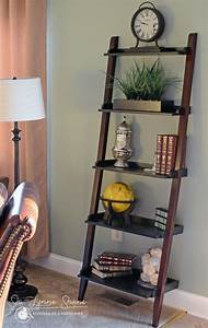 8, Diy, Ladder, Shelf, Decorating, Ideas, To, Style, Your, Home, Decor