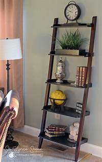 magnificent living room ladder bookshelf Magnificent Living Room Ladder Bookshelf - Home Design #1040