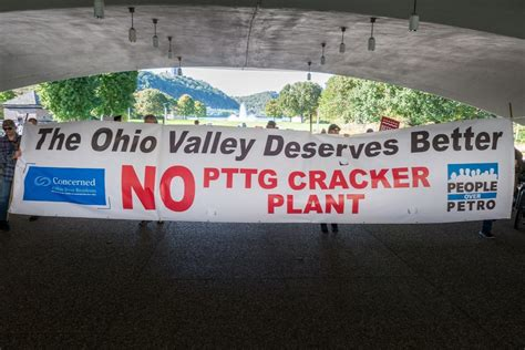 Fundraiser by Concerned Ohio River Residents : Halt the Construction of the PTTGC Ethane Cracker