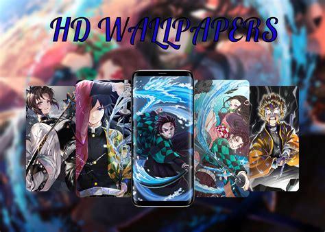ideas  wallpaper hd android anime kimetsu  yaiba