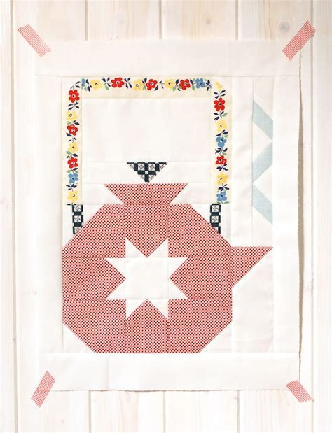 quilt kettle block put snapshots