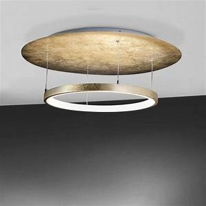 Paul Neuhaus Led Deckenleuchte : paul neuhaus nevis led ceiling light round ideas for the house pinterest ceilings satin ~ Whattoseeinmadrid.com Haus und Dekorationen