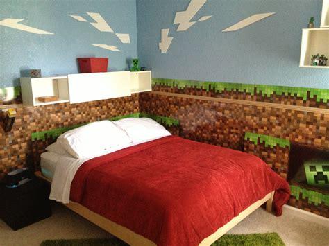 Minecraft Bedroom Pictures by Minecraft Bedroom