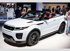 New 2016 Range Rover Evoque Convertible is here pics