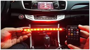 Led Light Remote Not Working Plug And Play Multi Color Footwell Led Light Kit With