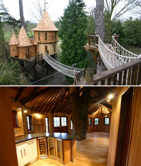 fairytale retreats  magical blueforest tree houses