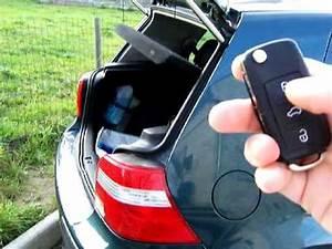 Coffre Golf 4 : ouverture automatique coffre golf 4 distance 2 mov youtube ~ Medecine-chirurgie-esthetiques.com Avis de Voitures