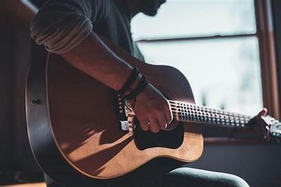 Guitar Sad Guitarist Chord Progressions Song