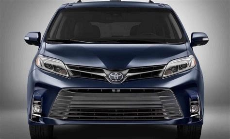 2020 Toyota Sienna Redesign, Hybrid, Release Date
