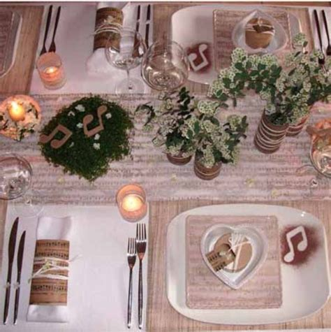44 Best Music Table Decorations Images On Pinterest