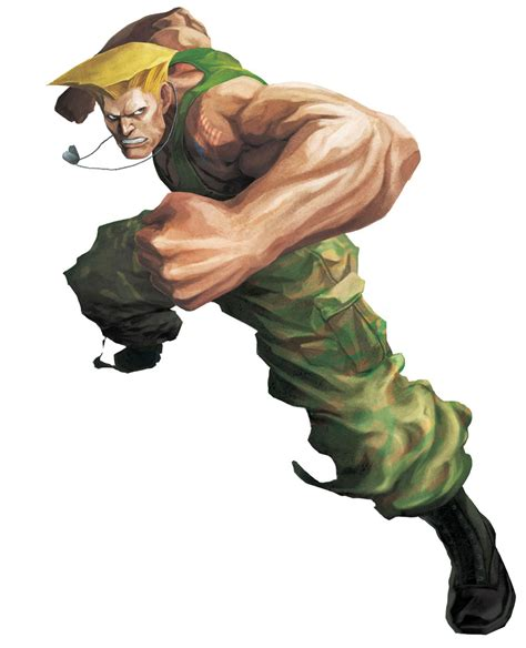 Guile Street Fighter X Tekken Wiki Fandom Powered By Wikia