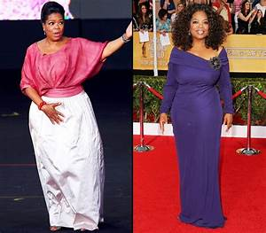 Oprah Winfrey Before and After Photos - PK Baseline- How ...