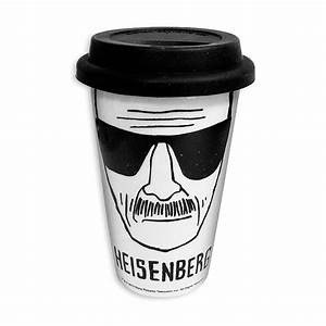 Mug à Emporter : breaking bad travel mug heisenberg bei close up im fanshop ~ Teatrodelosmanantiales.com Idées de Décoration
