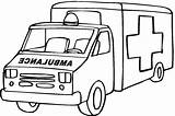 Coloring Pages Ambulance Preschool Lego Truck Colouring Printable Sheets Books Box Cars sketch template
