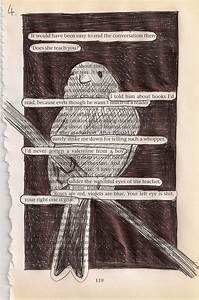 U201cyou Never Know The Whole Story  U201d  Drawing On Book Pages