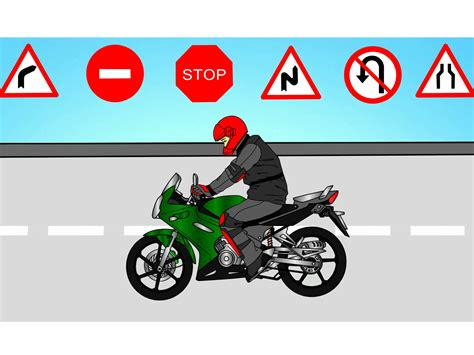 How To Ride A Motorcycle (with Pictures)