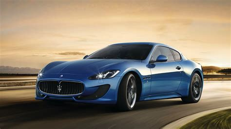 blue maserati 11 facts about the 2015 maserati granturismo