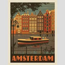 Anderson Design Group  World Travel  Netherlands Amsterdam