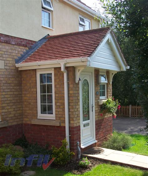 style house canap infil glazing halstead essex porches canopies