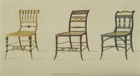 1814 chairs for bedrooms ekduncan my fanciful muse regency furniture 1809 1815
