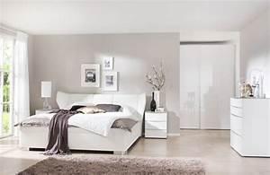 Schlafzimmer In Weiß Einrichten : schlafzimmer in wei ~ Michelbontemps.com Haus und Dekorationen