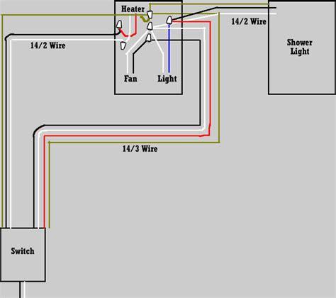 wiring bathroom fan light combo diagram 39 wiring