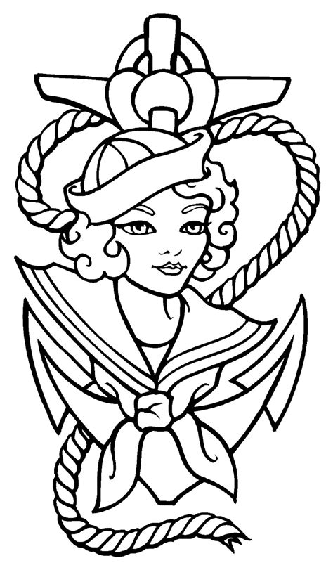 Tattoo drawings free clipart image #19867