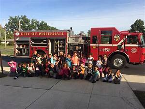 Whitehall Division of Fire Captain Dean... - The City of ...